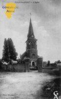 l'église - Contributeur : Chantal Burlot