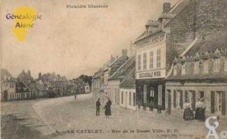 Rue de la Basse Ville - Contributeur : Viviane Courtin