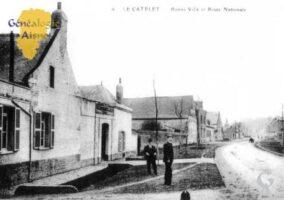 Bonne Ville et Route Nationale - Contributeur : Viviane Courtin