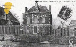 L'ancienne mairie - Contributeur : T.Martin