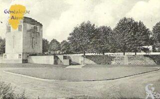 Le cimetière américain vers 1950 - Contributeur : T.Martin