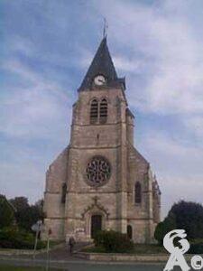 L'église-Photo : M. Trannois