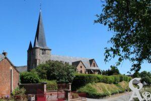 L'église -A. Demolder