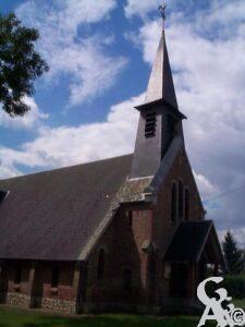 Eglise-Photo : M.Trannois