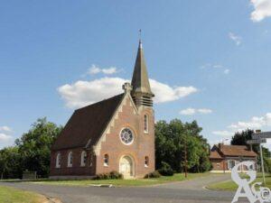 L'église-Photo : N.Pryjmak