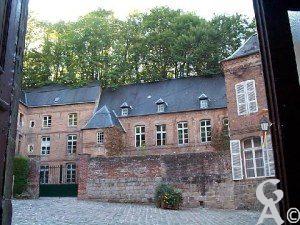 Ancienne maison des fermiers généraux - Photo : Maryse