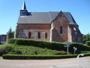 L'église - B. Hutin