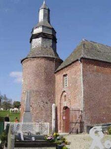 L'église du XVIe s - MP Bouleau