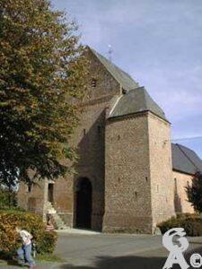 L'église-Photo : Natty