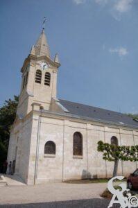 L'église - Photo : M.Trannois