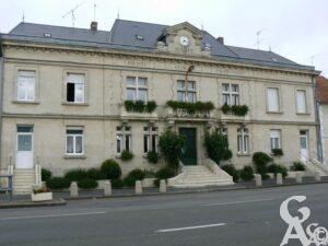 Mairie  -  Photo :  G.Destré