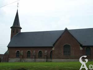L'église- Nathalie Debreux