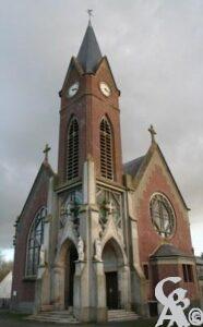Église Saint Pierre et Saint Paul - Photo : Michel PLATEAUX
