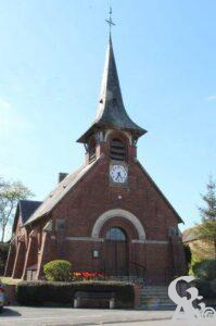 L'église- A.demolder
