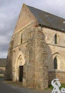 L'église - Photo : Maryline Nivelet