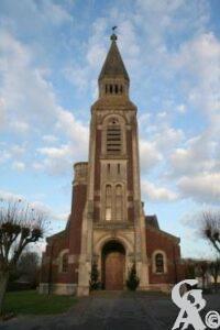 Église Saint Quentin - Photo : Michel PLATEAUX