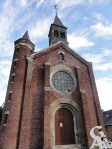 L'église - Photo : Natty Pryjmak