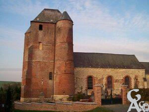 L'église- M.Tranois
