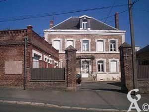 Maison natale de Gabriel Hannotaux-Photo : M. Trannois