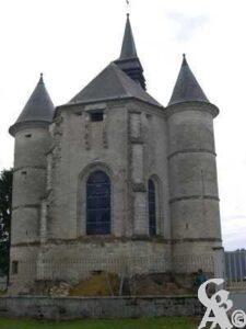 l'église- Natty