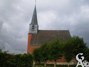 L'église - Photo : Stéphane Linéatte
