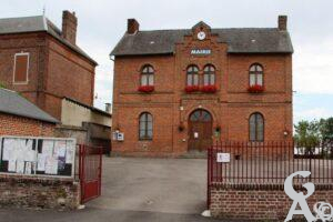 La mairie- A.Demolder