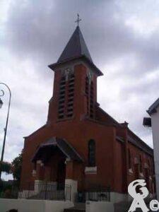 L'église- Maryse Trannois