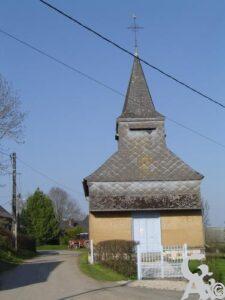 L'église-M.P.Bouleau