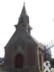 L'église de Sommette- Sébastien Sartori