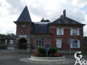 La mairie- M.Trannois