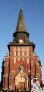 L'église-Photo M. Plateaux