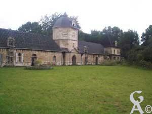 L'abbaye de Bohéries - M.Trannois