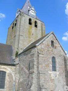 L'église-Photo : M. Nivelet