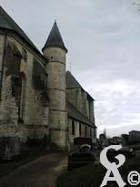 L'église -Natty Pryjmak
