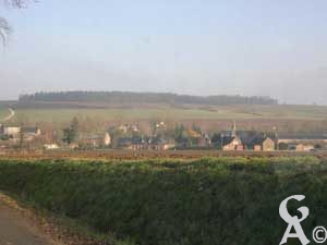 Vue générale du village-Photo : Natty
