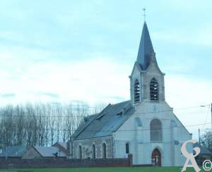 L'église (photo-Elisabeth Djebels)