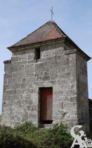 Vestige de l'église Saint-Etienne - M.Rheinart