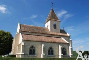 Eglise Saint-Etienne - M. Rheinart
