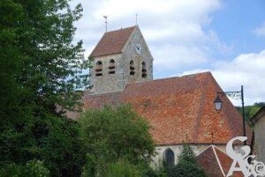 Eglise Saint-Germain - M.Rheinart