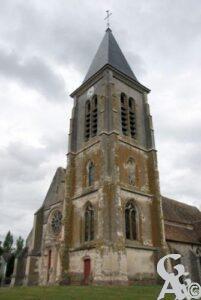 Eglise Saint-Martin - Martine Rheinart