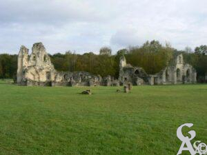 L'ancienne abbaye - Photo : Guy Destré