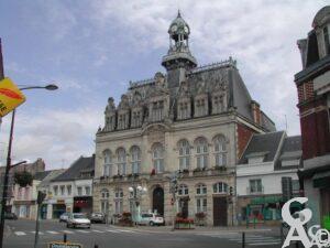 L'hôtel de ville -G.Destré