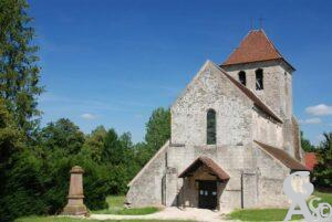 Eglise St Crépin et St Crépinien - M. Rheinart