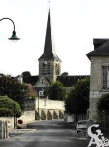 Eglise St Jean Baptiste - Agnès Argot