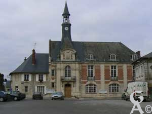 La mairie- Guy Destr�