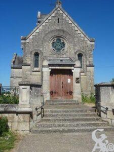 L'église - Jean-Marc DUBOIS