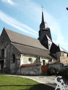 Eglise Saint-Rémi - Agnès Argot