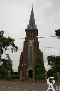 l'église - Photo : Maryse Trannois