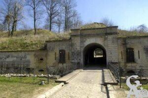 Le Fort de Condé - sur - Aisne.Source : SGA/DMPA - JP Le Padellec.Contr : jean louis Delage.