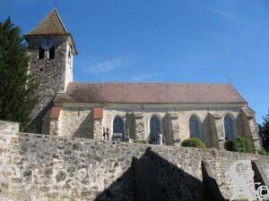 L'église Saint-Quentin-Gérard Cresseaux